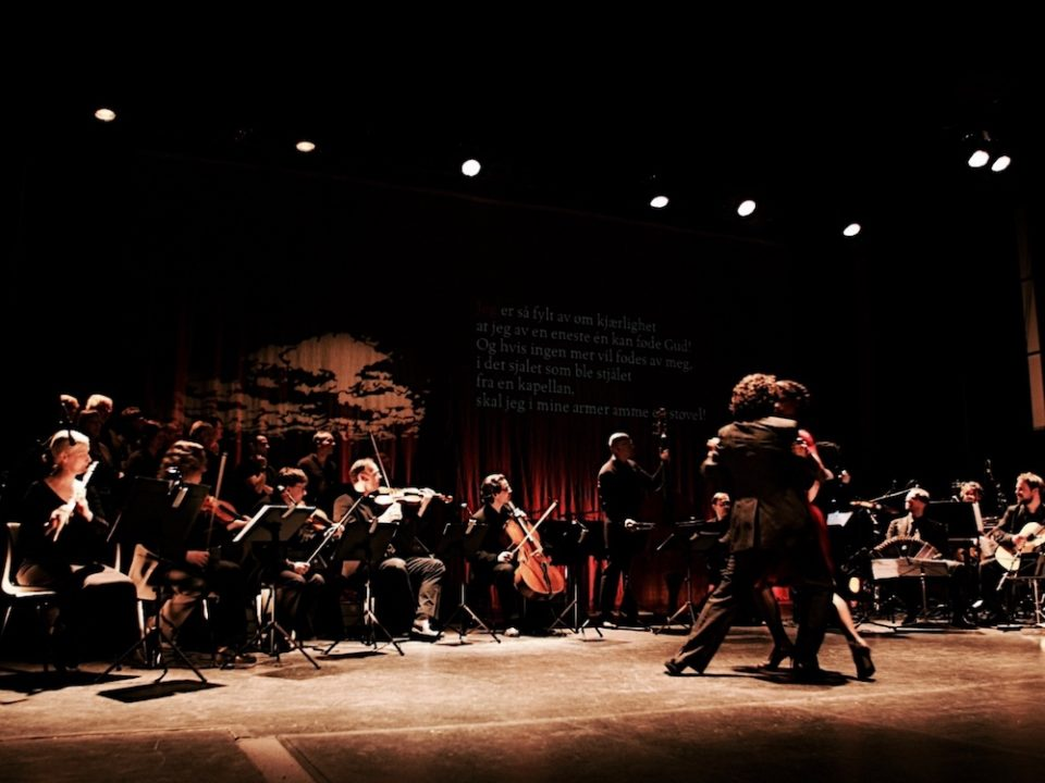 Show Maria de Buenos Aires Tango Berlin Urquiza EsteryChiche