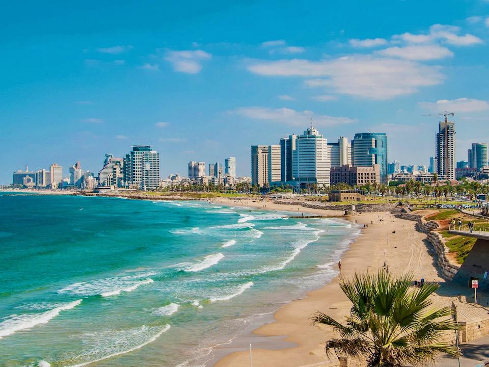Tango Raise to Tel Aviv with Urquiza Tango Argentino and Lavinia and Chiche Núñez