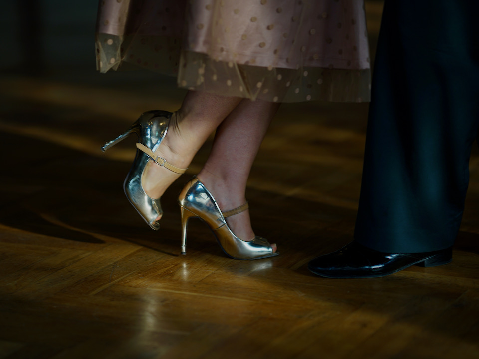 Women's Technique Workshop in Urquiza Tango Argentino for all levels with Lavinia